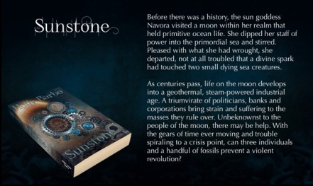 Sunstone Blurb