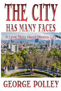 city has many faces front cover only